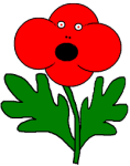 Poppy Folk Club logo