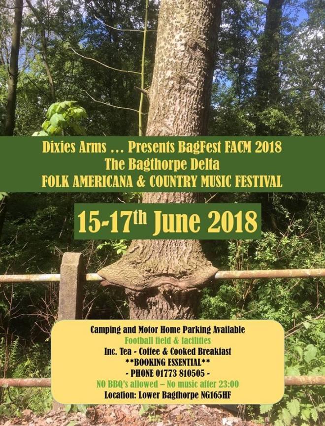 BagFest 16 June 2018