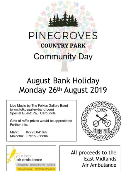 Pinegroves 26 Aug 2019